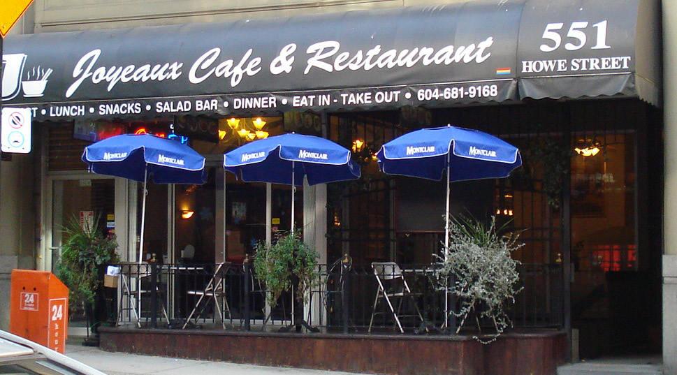 Joyeaux Cafe Restaurant Com Home
